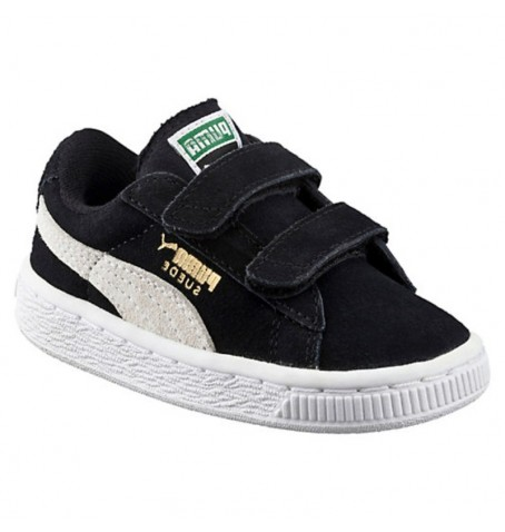 the latest ded34 b5c5f Puma Kids shoes SUEDE 2 STRAP 356274 #356274.01B02PU Online with FREE  Shipping in Canada