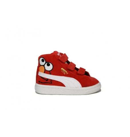 ad008f16eac8f Puma Kids shoes MID SESAME ELMO 361266 #361266.01B09PU Online with FREE  Shipping in Canada