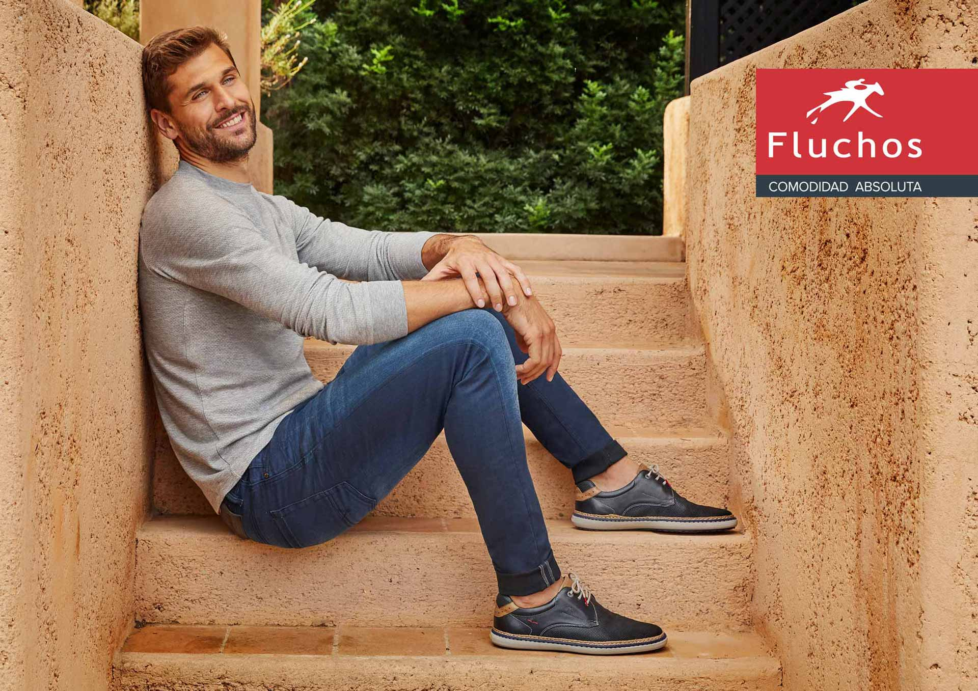 Fluchos shoes for men