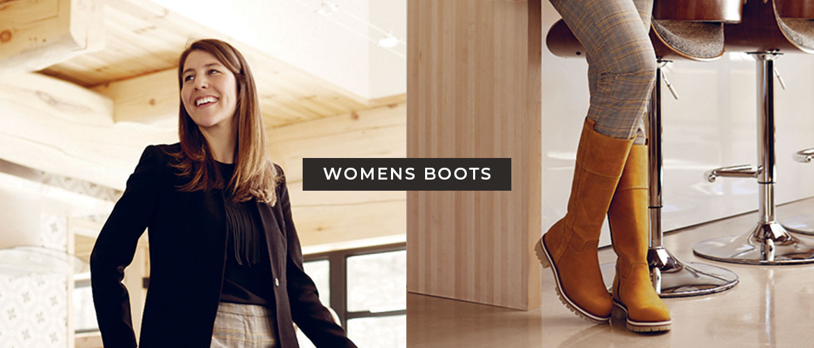 Saute-Mouton Boots for women.